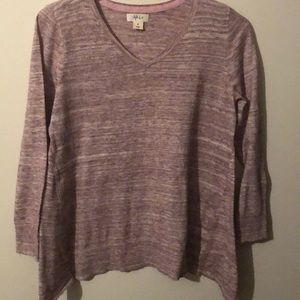 Sweaters - Style & Co. lightweight sweater shirt size med